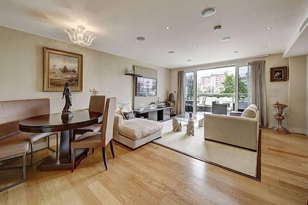 3 Bedrooms Apartment Flat for sale in Banyan House, Imperial Wharf, London SW6
