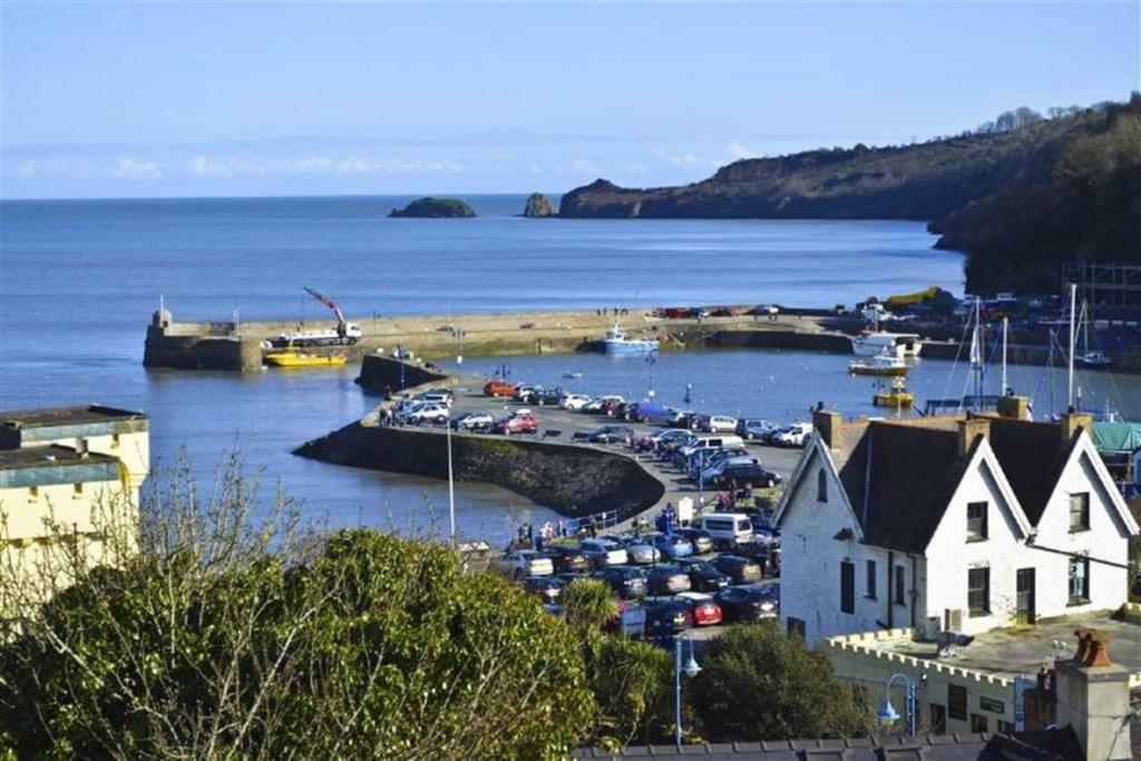 4 Bedrooms House for sale in Monkstone, High Street, Saundersfoot, Pembrokeshire, SA69