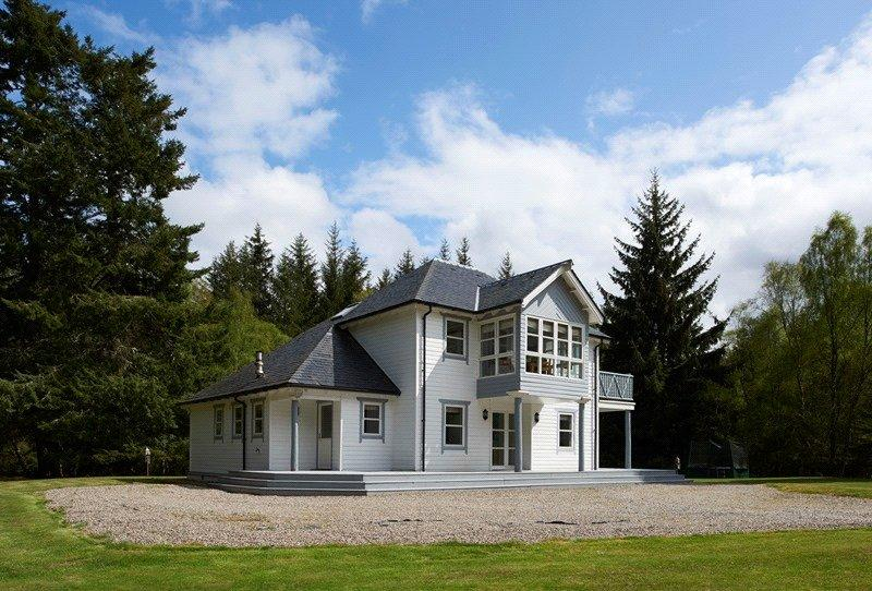 4 Bedrooms Detached House for sale in Heath House, Errogie, Inverness, IV2