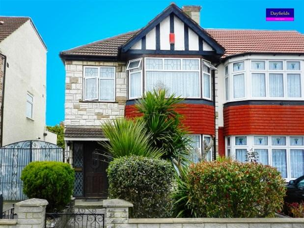 3 Bedrooms End Of Terrace House for sale in Palmers Green, London N13