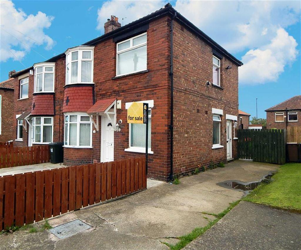 2 Bedrooms Apartment Flat for sale in Holderness Road, Howdon, Wallsend, NE28