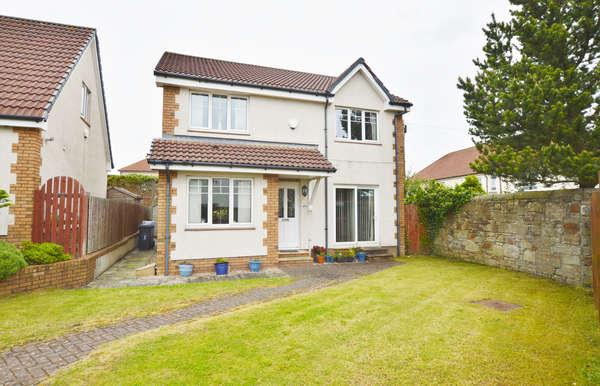 4 Bedrooms Detached House for sale in 2 Deanfield Court, Kilwinning, KA13 6BF