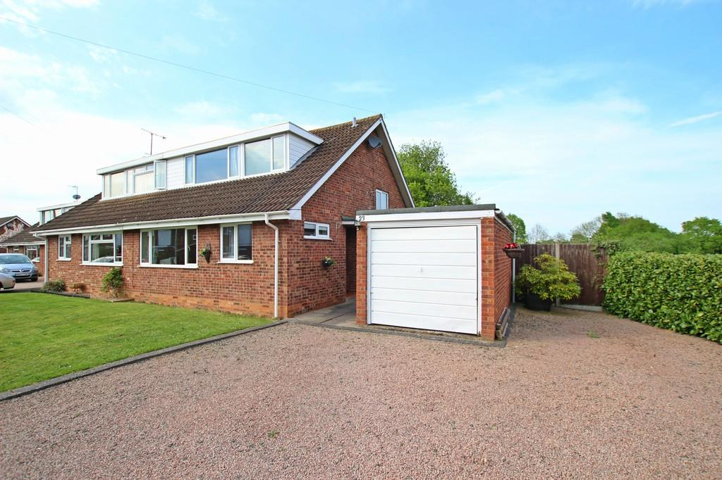 3 Bedrooms Semi Detached House for sale in Green Lane, LOWER BROADHEATH