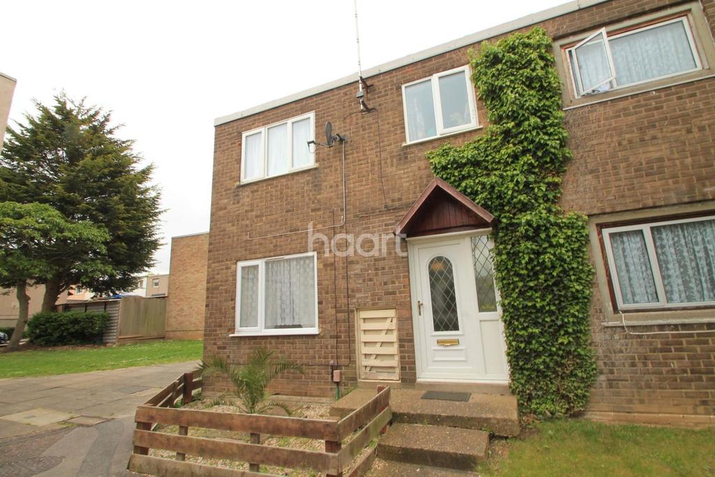 3 Bedrooms End Of Terrace House for sale in Dewsgreen, Basildon