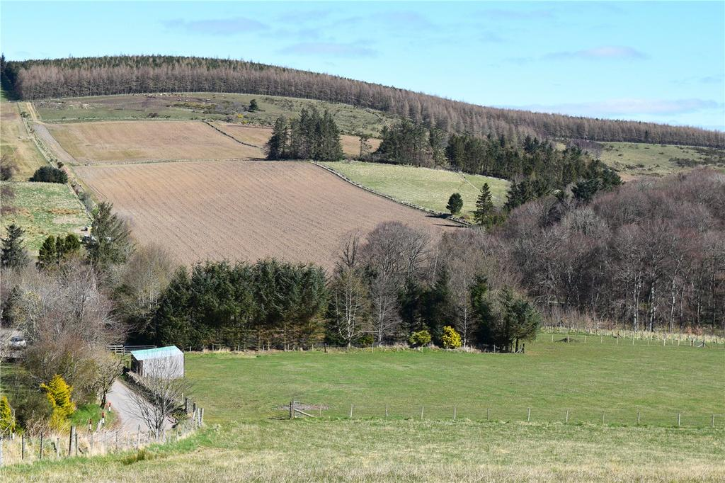 Plot Commercial for sale in Schoolhouse Sites (1), Cushnie, Alford, Aberdeenshire