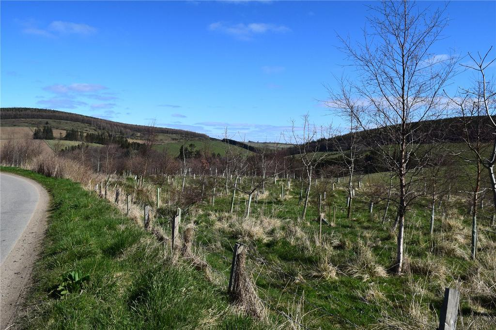 Plot Commercial for sale in Schoolhouse Sites (2), Cushnie, Alford, Aberdeenshire