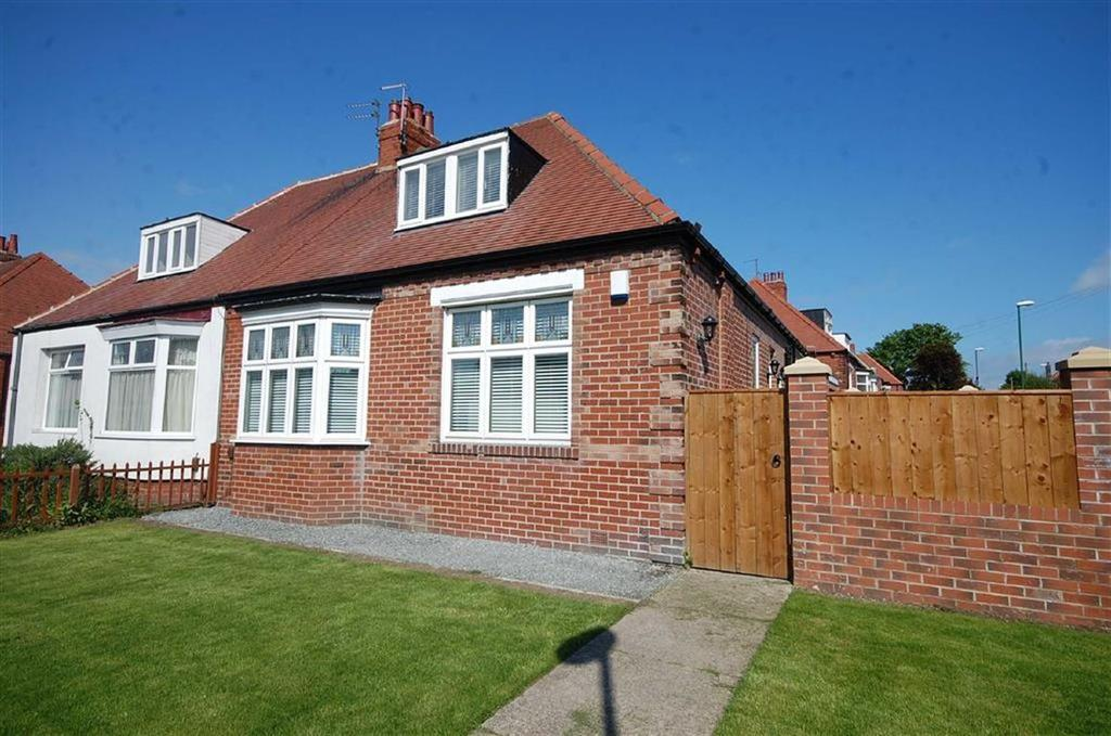 4 Bedrooms Semi Detached Bungalow for sale in Readhead Road, South Shields