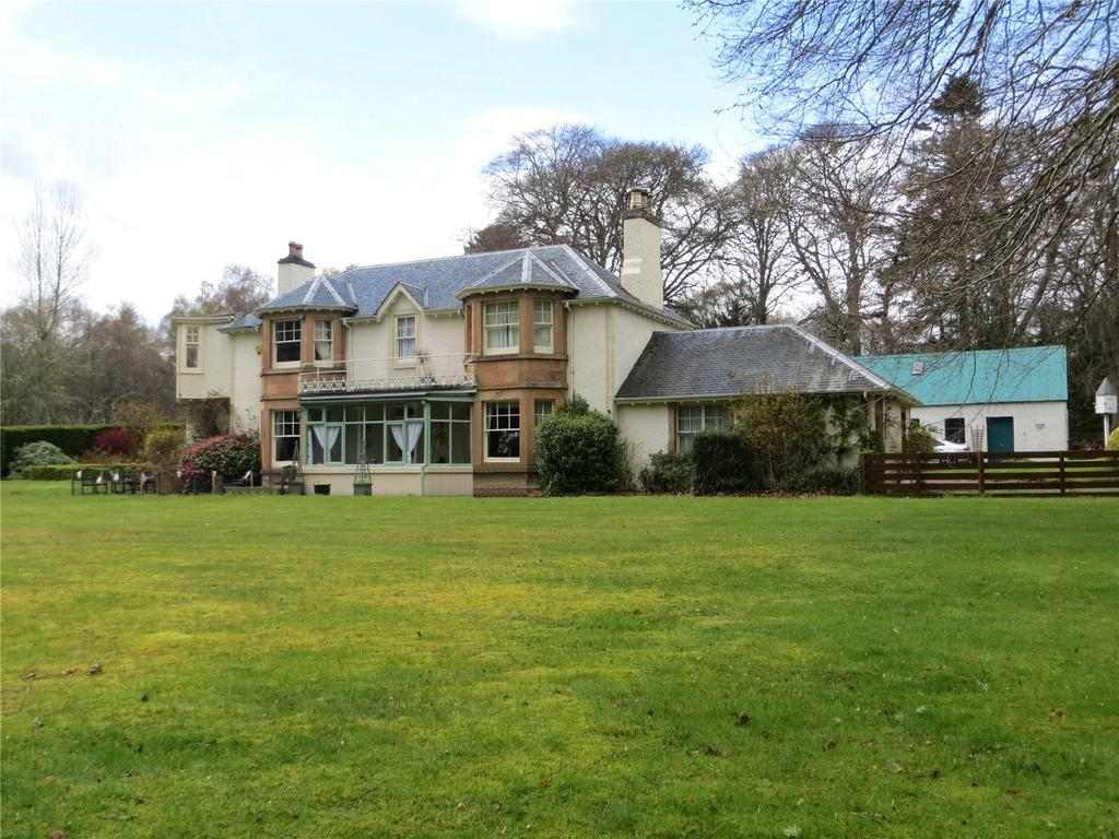 5 Bedrooms Detached House for sale in Kildary, Invergordon, Ross-Shire