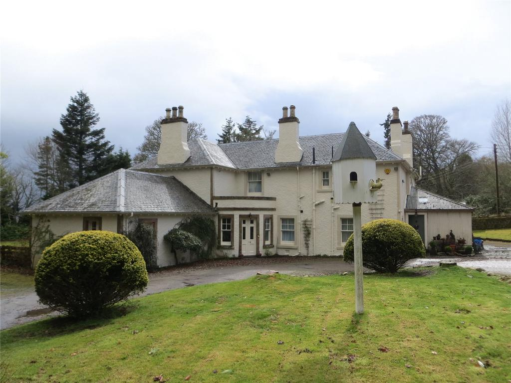 5 Bedrooms Detached House for sale in Invergordon, Ross-Shire