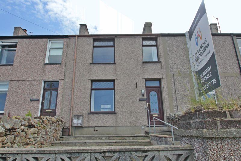 3 Bedrooms Terraced House for sale in Y Felinheli, Gwynedd