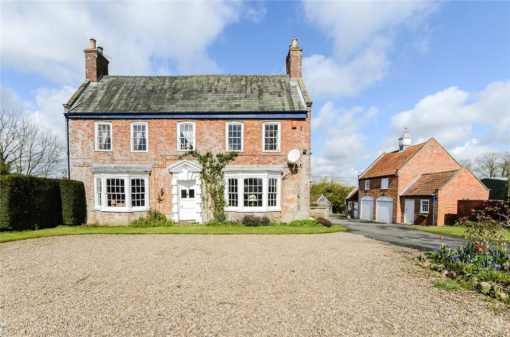 6 Bedrooms Unique Property for sale in The Grange, Farthorpe, West Ashby, Horncastle, LN9