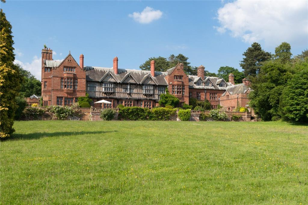 7 Bedrooms Unique Property for sale in Yeaton Peverey, Bomere Heath, Shrewsbury, Shropshire, SY4