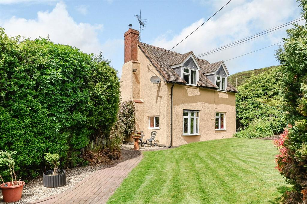 3 Bedrooms Detached House for sale in Treen Cottage, Clee Hill, Ludlow, Shropshire