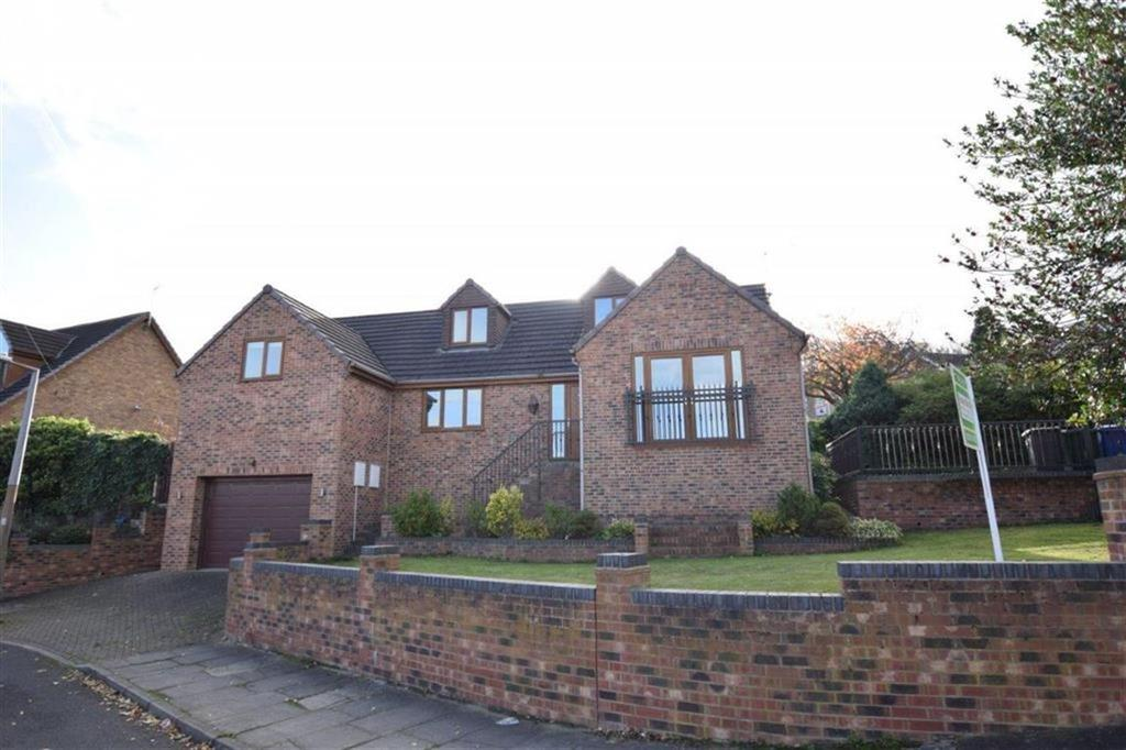 4 Bedrooms Detached House for sale in Treecrest Rise, Barnsley, S75