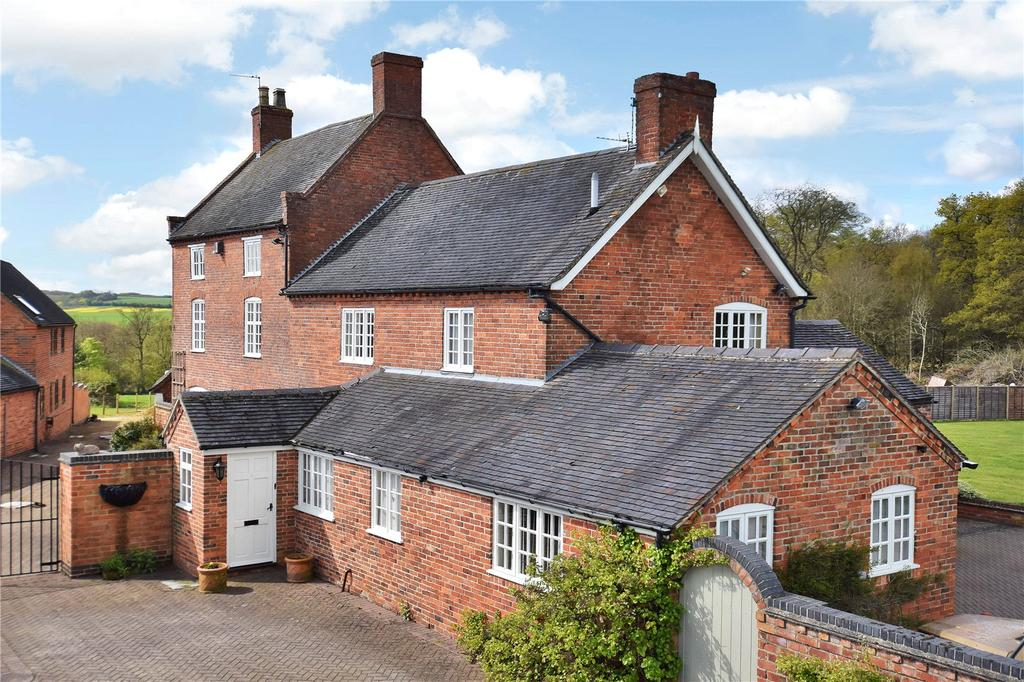 4 Bedrooms House for sale in Near Calke, Ashby-de-la-Zouch, Leicestershire