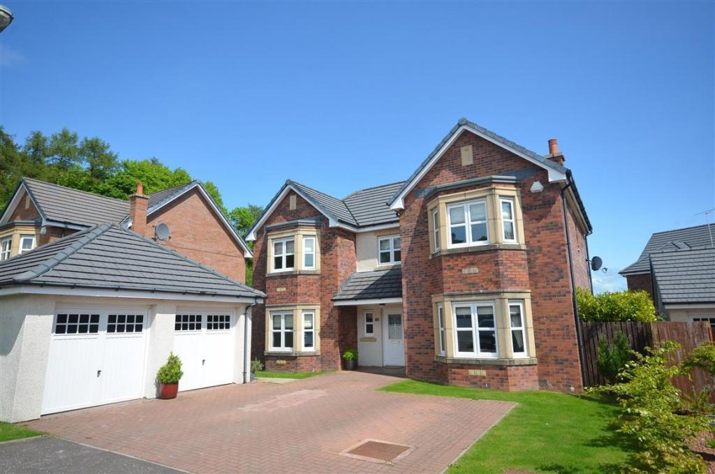 4 Bedrooms Detached Villa House for sale in 32 Corton Lea, Alloway, KA6 6GJ
