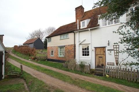 2 bedroom cottage for sale - Great Henny, Sudbury, Essex CO10