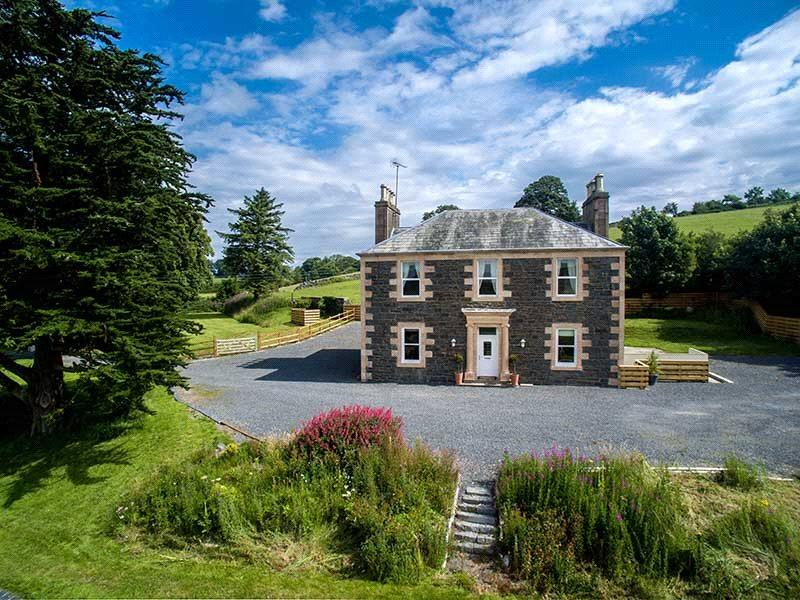 5 Bedrooms Detached House for sale in Fordbank House, Wigtown, Newton Stewart, Wigtownshire, DG8