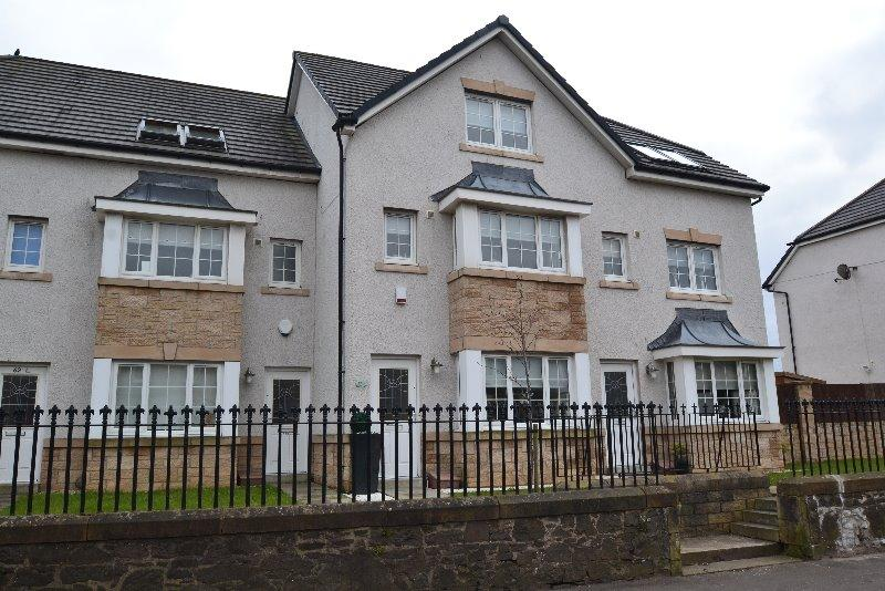 3 Bedrooms Town House for sale in Bank Street, Irvine, North Ayrshire, KA12 0LP