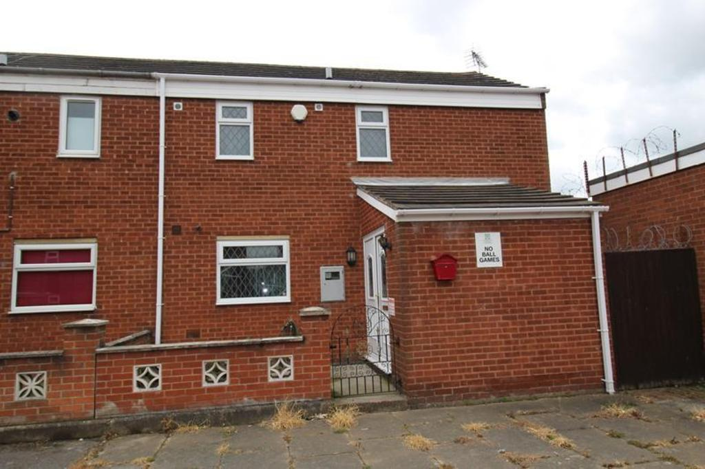 2 Bedrooms Town House for sale in 11 Sunnymede, Worksop