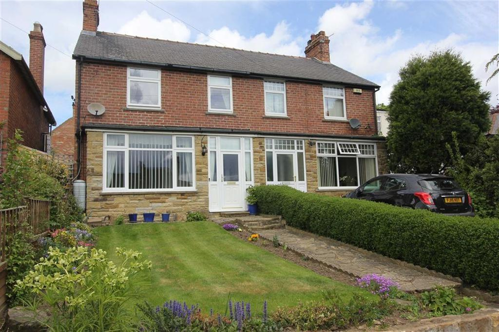 3 Bedrooms Semi Detached House for sale in Enterpen, Hutton Rudby
