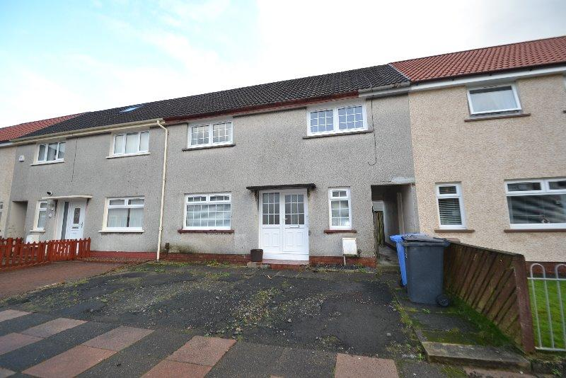 3 Bedrooms Terraced House for sale in Frew Terrace, Irvine, North Ayrshire, KA12 9EA