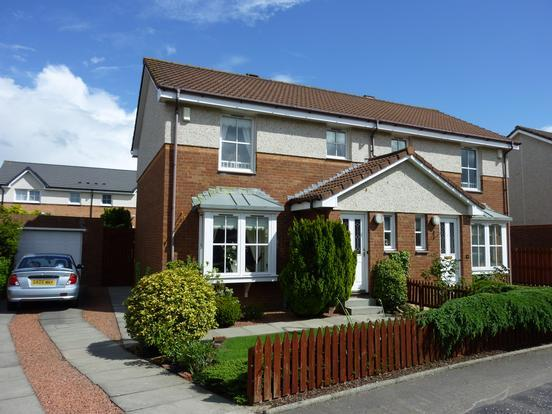 3 Bedrooms Semi Detached House for sale in St. Catherine's Road, Ayr, South Ayrshire, KA8 0LW