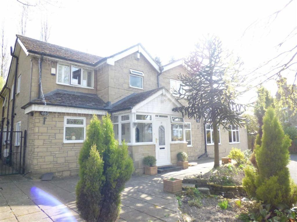 8 Bedrooms Detached House for sale in Town Lane, Charlesworth, Glossop, Derbyshire, SK13