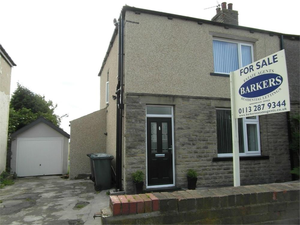 3 Bedrooms Semi Detached House for sale in Bradford Road, East Bierley, West Yorkshire