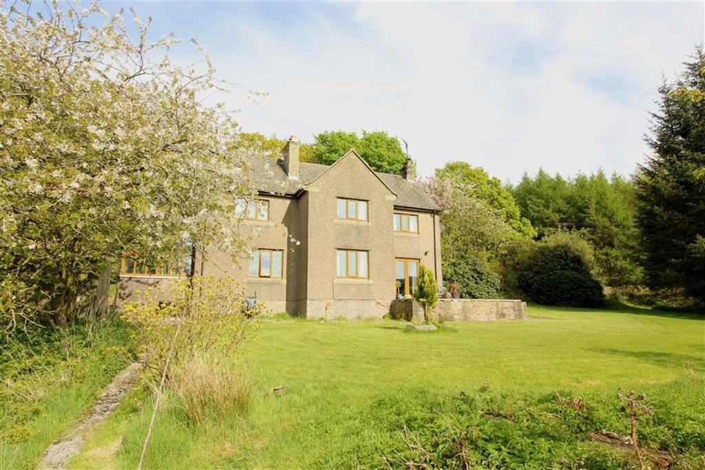 4 Bedrooms Detached House for sale in Fernilee, Whaley Bridge, High Peak, Derbyshire