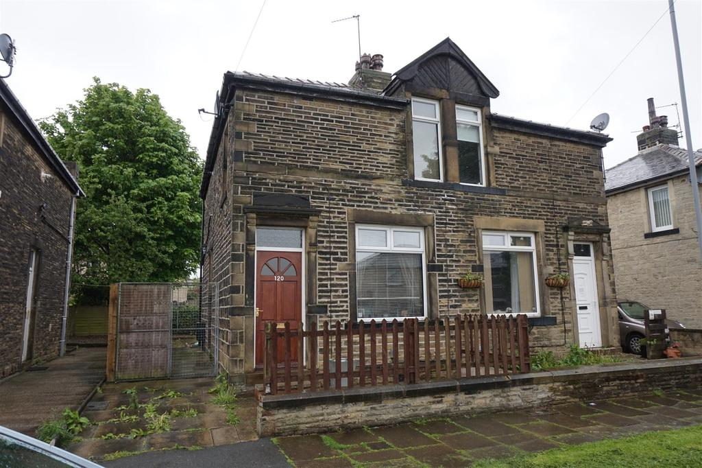 2 Bedrooms Semi Detached House for sale in Wharncliffe Drive, Bradford, BD2 3SY
