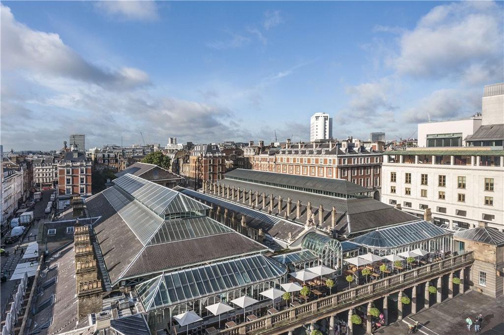 2 Bedrooms Flat for sale in The Piazza, Covent Garden, London, WC2E