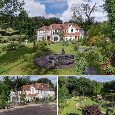 6 bedroom detached house for sale - Burkes Road, Beaconsfield, Buckinghamshire, HP9