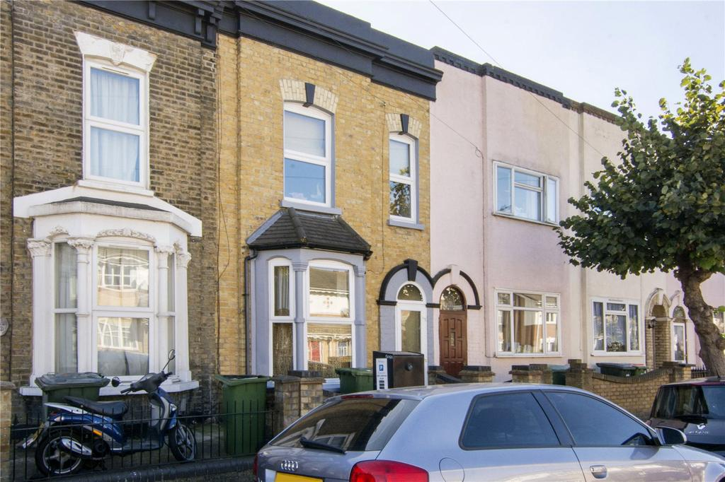 3 Bedrooms Terraced House for sale in Ham Park Road, London, E15