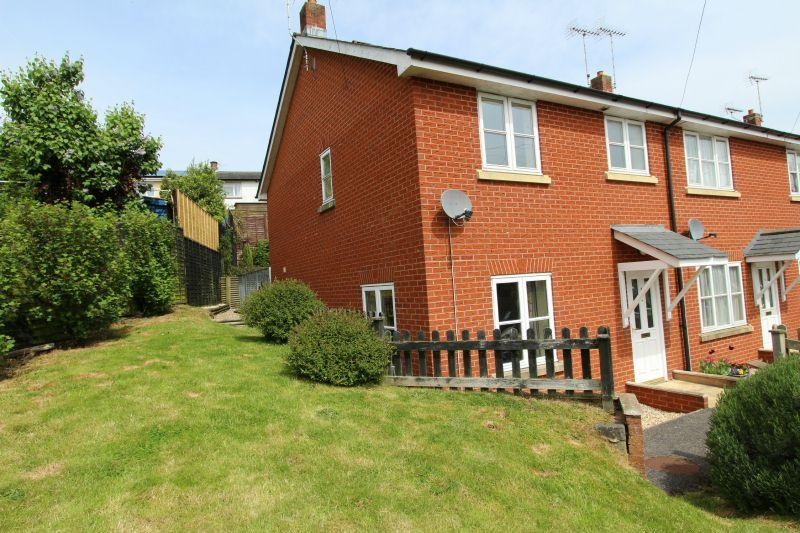 3 Bedrooms End Of Terrace House for sale in SAMUEL TERRACE, OTTERY ST MARY