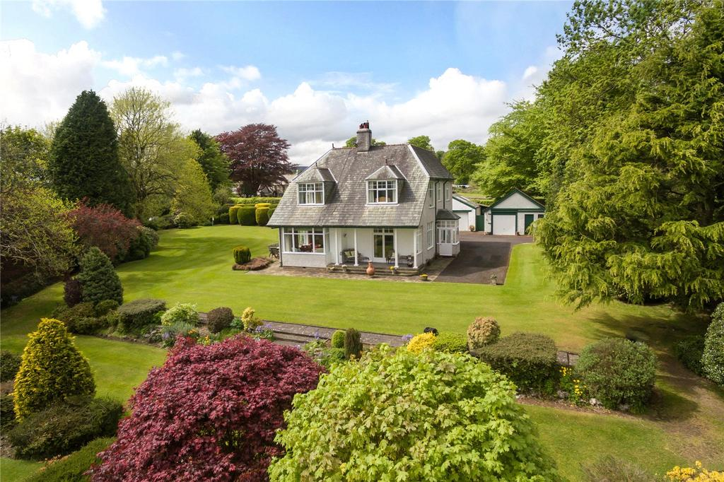 4 Bedrooms Detached House for sale in Sawley Road, Grindleton, Clitheroe, Lancashire, BB7