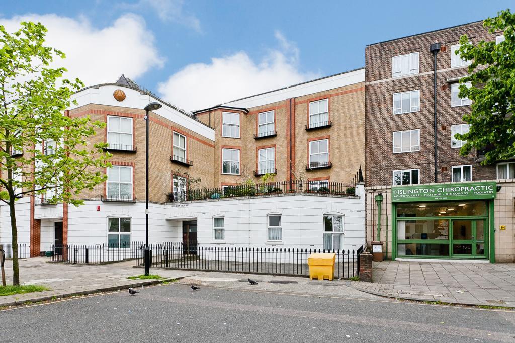 2 Bedrooms Flat for sale in Prebend Street, Angel, N1