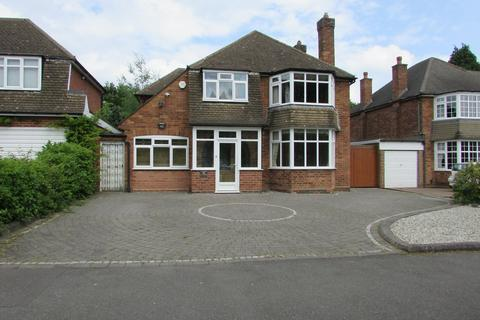 4 bedroom detached house to rent - Stonor Park Road, Solihull