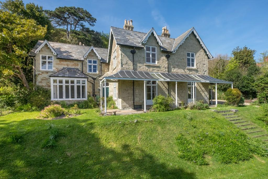 4 Bedrooms Detached House for sale in Bonchurch, Isle Of Wight