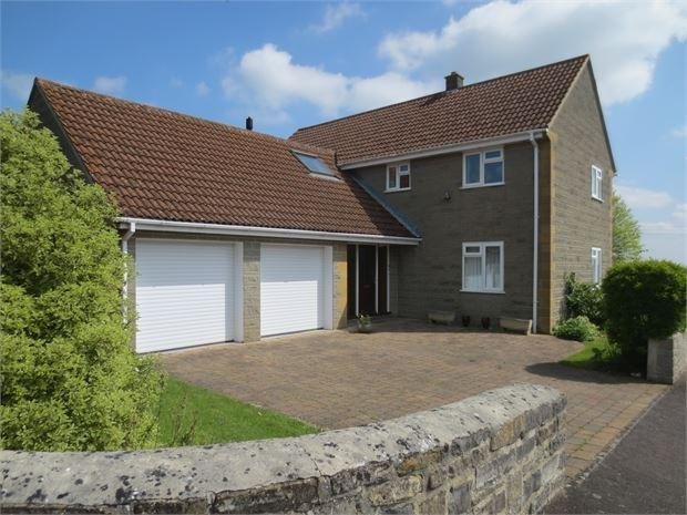 4 Bedrooms House for sale in Hawthorne Close, High Ham, LANGPORT, Somerset. TA10 9EA