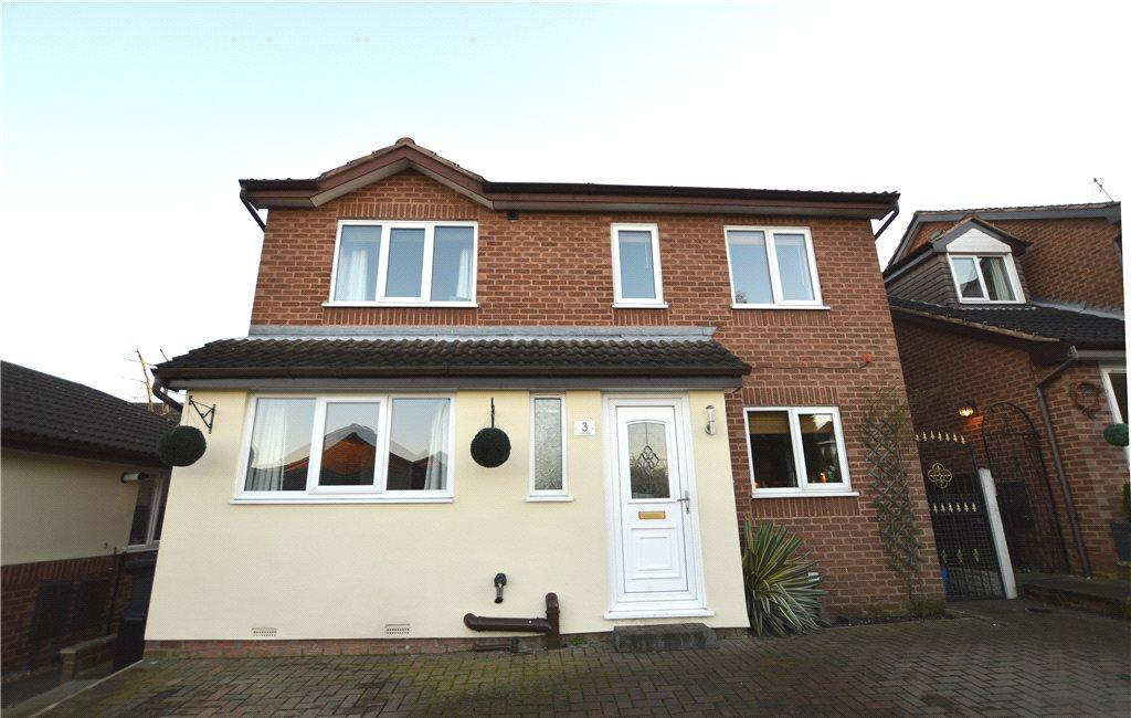 4 Bedrooms Detached House for sale in Maple Rise, Rothwell, Leeds