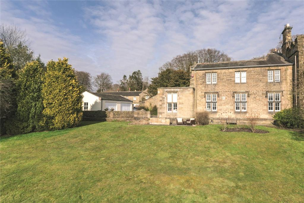 4 Bedrooms Semi Detached House for sale in Angerton Hall, Hartburn, Morpeth, Northumberland