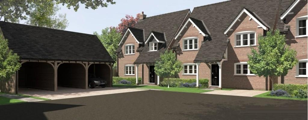 4 Bedrooms Detached House for sale in Puddle Dock Grove, Park Road, Alrewas