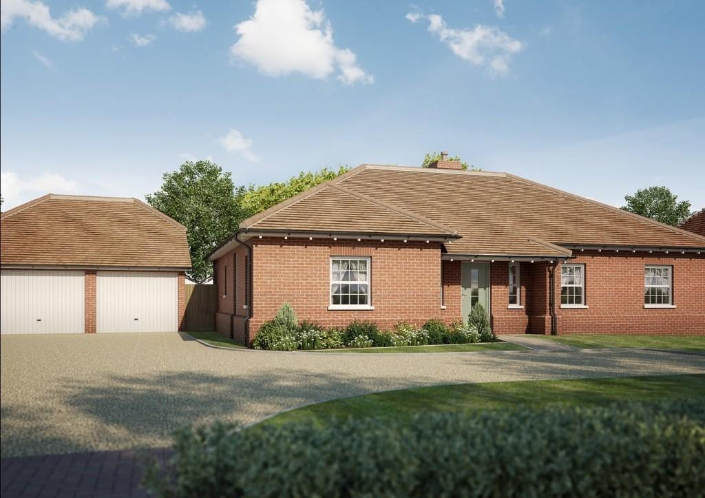 4 Bedrooms Detached Bungalow for sale in Plot 3 - Heath Farm, Windmill Road, Bradfield, Manningtree