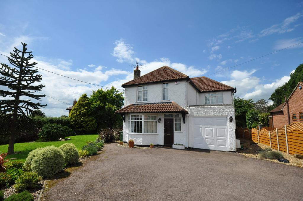 4 Bedrooms Detached House for sale in Melton Road, Ab Kettleby, Melton Mowbray