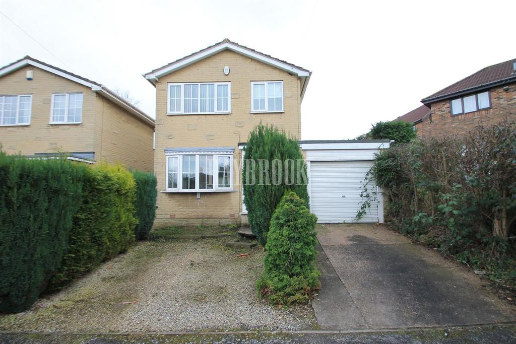3 Bedrooms Detached House for sale in Cadman Court, Mosborough
