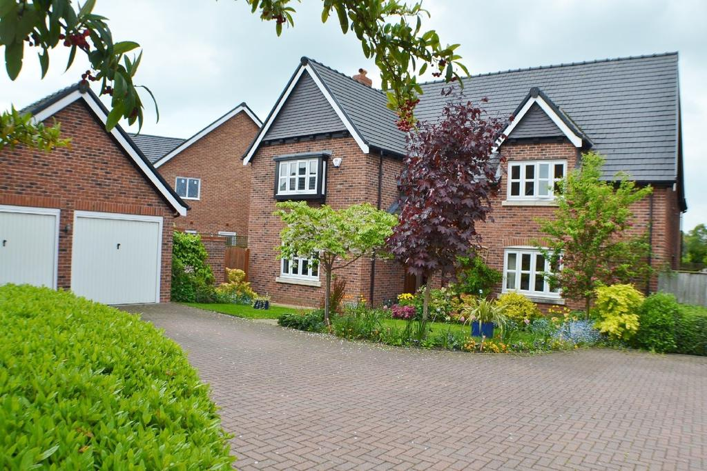 5 Bedrooms Detached House for sale in Broomfields, Somerford