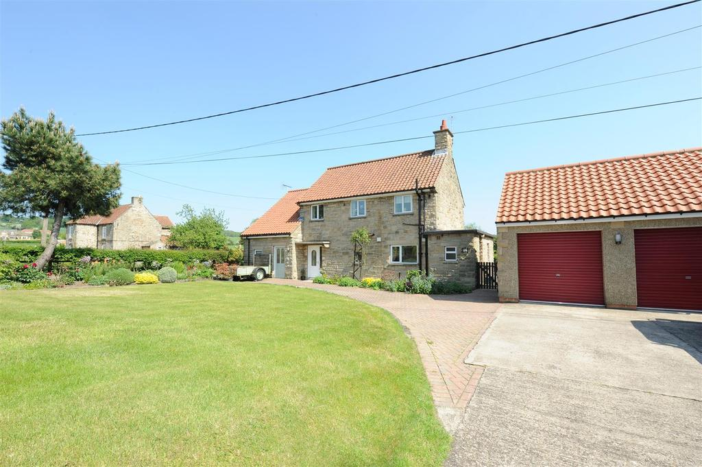 4 Bedrooms Detached House for sale in High Street, Gilling West