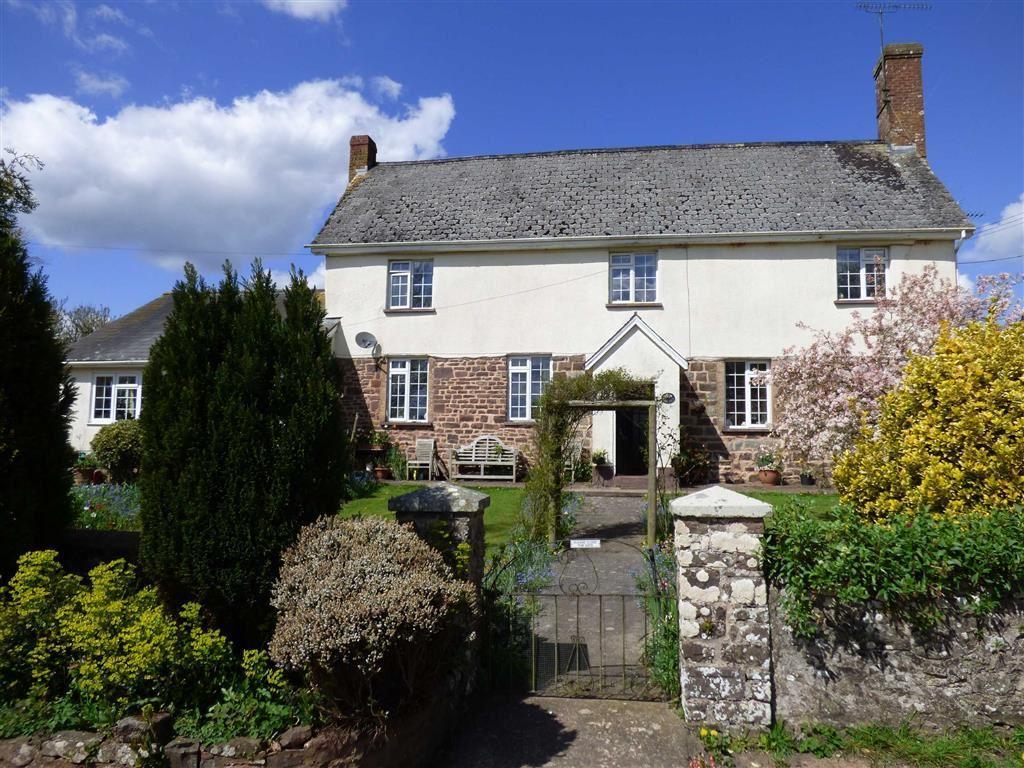 6 Bedrooms Detached House for sale in Cheriton Fitzpaine, Crediton, Devon, EX17