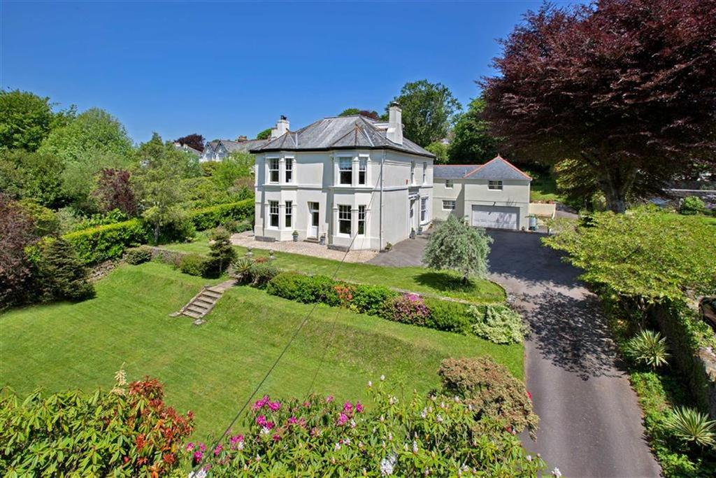 7 Bedrooms Detached House for sale in Whitchurch Road, Tavistock, Devon, PL19